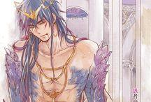 。o♡ Sinbad ♡o  。 / SUCH A SMEXY KING!!!!