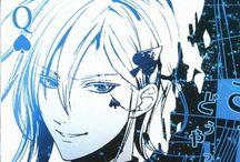 。o♡ Ikki ♡o  。 / HAWT BLUE SPADE