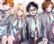 Your lie in April ~