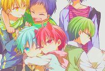 。o♡ Kuroko No Basket ♡o  。 /  (´ ▽`).。o♡ LOVE KUROKO