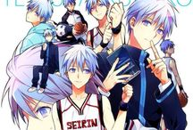 。o♡ Kuroko Tetsuya ♡o  。 / He is so ADORABLE!!! One of my COLLECTIONS!!! He is such a HAWTIE!!!