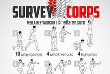 Neilarey workouts