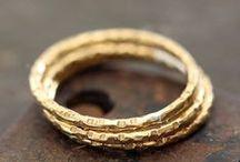 J E W E L R Y | Gold | Rings