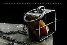 JEWELRY DESIGNER| Jolanta Krajewska | POLAND / Sterling Silver and Rough Stones Jewelry Designer from Poland https://www.etsy.com/shop/jolantakrajewska