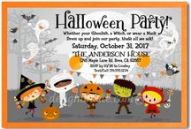 Halloween children party