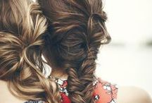 Hair Goals   Braids, Updos, and More / From braids and updos, to cuts, styles, and color, here's all the hair inspiration I'm loving and dying to recreate at the moment.