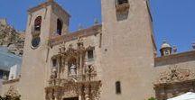 Places to go - Alicante / Holiday in Alicante - Santa Barbara Castle