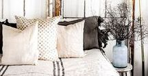 Apartment Inspiration / Beautiful interiors and gorgeous design for small, intimate spaces