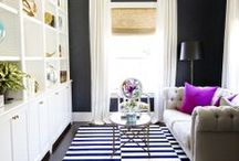 Home is where the heart is / Interior design, inspiration, organizational tips + more