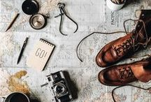 Voyage autour du monde / Préparation tour du monde et inspiration...