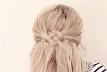vlasy, koruna krásy.