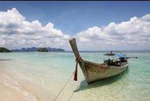 Koh Samui / Avec ses cocotiers et ses plages de sable blanc, le paysage qu'offre Koh Samui est digne d'une carte postale. Cap 5 Voyages dans ce décor de rêve !