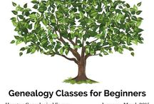 HGF Genealogy Programs and Lectures / Programs and lectures at The Houston Genealogical Forum, Houston, TX