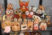 My Owls / Owl, owls, gufi, civette, collezione