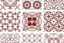 Henna and designs / Beautiful henna and mehendi designs
