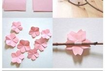 Origami / Origami inspiration and directions.
