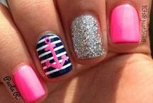 Nails♥♥♥ / by Haley Wright