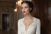 Wedding Inspiration / Wedding season inspiration including must-have dresses, bridal accessories, editorial shots and more! #bridal #wedding #love