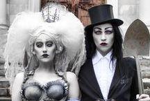 Fantasy Gothic/Vicoriaans / Kostuums, kleding, verkleden voor Elfia, Castlefest, Fantasyval etc.
