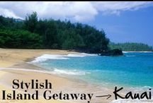Kauai, HI / I spent time living on Kauai as a kid. These are my favorite places to go and things to do when I visit. #kauai #hawaii #vacation #travel