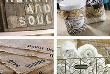 Fabulous for the Home / Organizing, home projects and home decor.