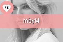 Fashion Brand mbyM ♥ / mbyM is een Deens modemerk en is in Scandinavië al erg bekend. mbyM is vrouwelijk en stoer met rauwe randjes. Het modemerk besteedt dan ook de meeste aandacht aan details en het creëren van iets unieks en iets draagbaars.  De edgy look (donkere kleuren, leer en punk) past goed bij de collecties van mbyM. Combineer bijvoorbeeld vrouwelijk met stoer: draag een mooi jurkje met een stoere jacket. Dit is een mbyM stijl! ♥ www.fashionexclusive.nl ♥