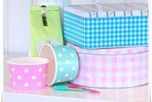 Stripes, Dots & Gingham