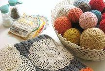 CROCHET / Inspiració ganxet/Inspiración ganchillo/ Crochet inspiration. / by les antònies