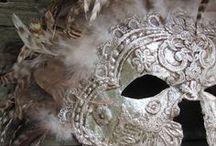 Burlesque Costume, Masquerade & Corset