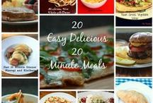 Meal Planning / Find a meal planner for the week,  meal plans for busy families,  meal planning ideas and meal planning tips