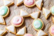 Cookies and Brownies / Cookies, brownies, and cookie recipes and ideas