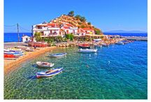 Samos Island, Greece