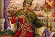 St Catherine of Alexandria / My mum's Saint. St Saint Catherine Katherine Katerina of Alexandria
