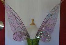 Fantasy vleugels