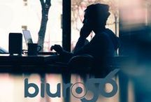 Biuro56 coworking / Inspiring coworking space providing services every business needs to growth!