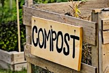 Compost Pile / garden goodness / by Linda Smith