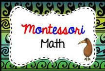 Montessori Math / montessori elementary math materials from montessorikiwi.com