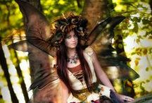 Fantasy Elfen/Feeën/Fauns/Satyrs/Nimfen / Elfen/Feeën/Fauns kostuums