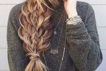 Hair Style / Haarstijlen die aan te raden zijn!❤️