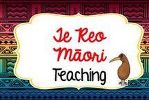 Te Reo Maori Teaching / Te Reo Maori teaching resources