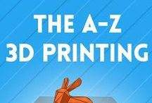 3D & 2D  print projects