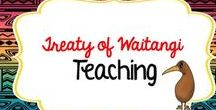 Treaty of Waitangi / Waitangi Day / Treaty of Waitangi, Waitangi Day teaching ideas