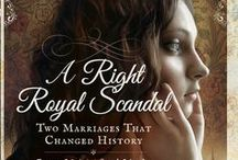 A Right Royal Scandal / A Right Royal Scandal: Two Marriages That Changed History. A little known chapter of the British royal family's ancestry, published November 2016 by Pen & Sword Books. Discover more here: https://www.pen-and-sword.co.uk/A-Right-Royal-Scandal-Hardback/p/12374