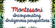 Montessori indigenous perspectives