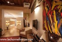 Via Del Pollaiolo - Firenze / Le Charme, 240 mq di puro relax per anima e corpo. Un luogo in cui il tempo si ferma e i sogni si realizzano.