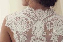 I DO I DO Lace Backs / by Martha Tolley