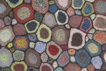 textiles ..... / A collection of how cloth, threads, wools and textile accessories can produce such creative richness and variety.