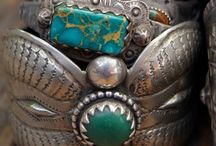 jewels, sparkle, buttons and beads...... / A collection of various forms of jewellery, adornments and sparkly objects.