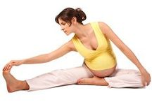 Keeping Fit / Exercise and fitness options during pregnancy.