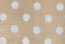 Patterns & fabric